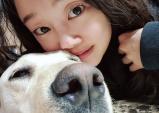 최여진, 임신한 강아지 유기에 분노! 유기견 입양 독려