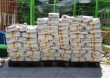 올라펫, 유기동물을 위한 사료 기부량 60톤 돌파