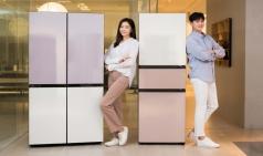 반려동물 간식 보관… 변화하는 라이프 스타일 맞춤 냉장고 '비스포크'