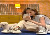 강민경 반려견 휴지와 모녀 케미 뽐내