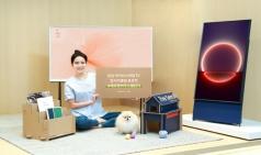 삼성전자, TV포장재로 반려동물 집을 만드는 '에코펫하우스 챌린지 공모전' 진행