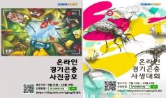 '곤충과 친해지고 상도 받고'... 온라인으로 곤충 사생대회와 사진공모전 개최