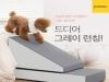 퍼핑, 논슬립 펫스텝/슬라이드 '그레이' 컬러 론칭
