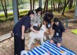 전주시, 지역아동센터 아동 대상으로 동물교감 치유 프로그램 실시