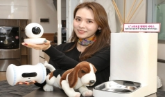 LGU+, 반려동물 돌봄 신규 서비스 출시... 원격으로 케어한다