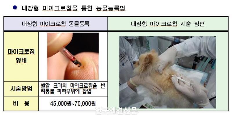 [크기변환]내장형 마이크로칩을 통한 동물등록법.JPG